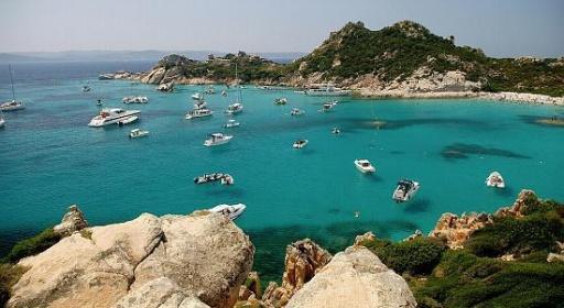 Sardinie a její pláže
