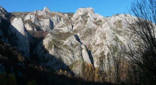 Za usínající přírodou Karpat