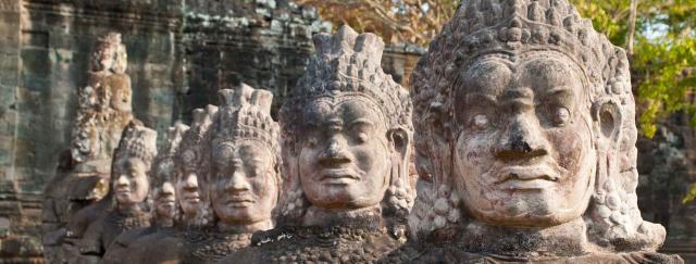 Kambodža a Thajsko - Dobyvatelé ztracených chrámů