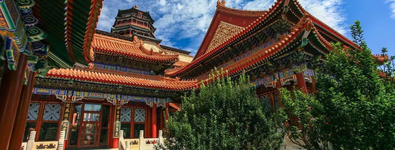 Čína - v zemi zlatého draka