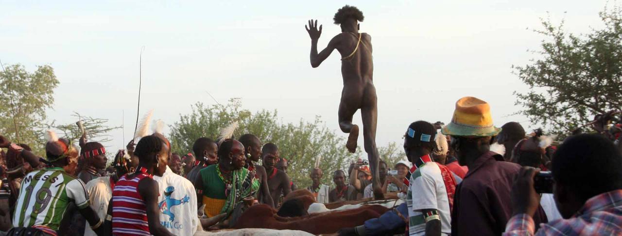 Etiopie - od Amharů po Hamery