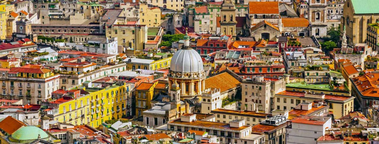Řím & Neapol
