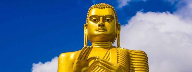 Srí Lanka - slza z tváře Indie