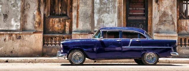 Kuba - ostrov žhavý jako sopka de luxe