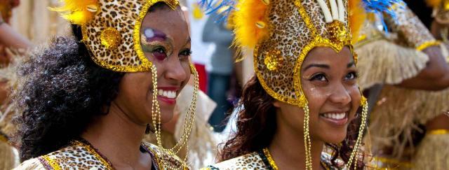 Karneval v Riu de Janeiru