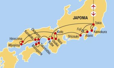 Japonsko - v kraji gejš a samurajů