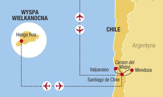 Argentina, Chile a Velikonoční ostrovy - daleko od civilizace