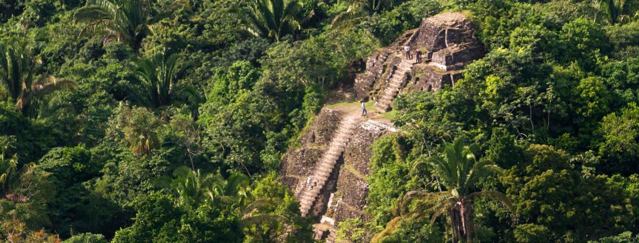 Tropická Střední Amerika