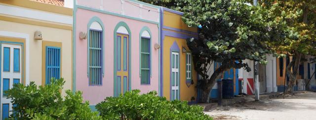 Z horní poloviny Karibiku - Los Roques