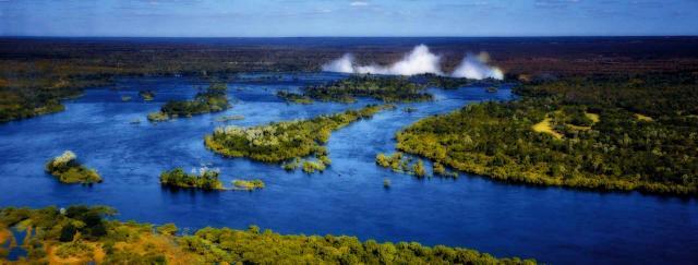 Řeka řádí - JAR, Zimbabwe a Botswana