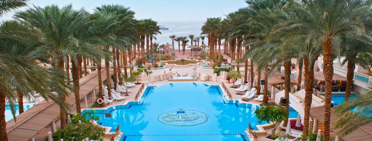 Hotel Herods Palace