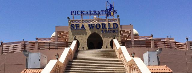 Pickalbatros Sea World