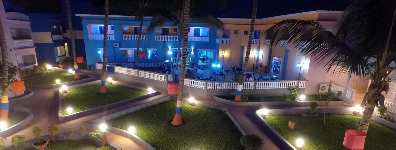 Banjul - hlavní město a čtvrté největší město Gambie (největší je nedaleké  město Serrekunda) f6d15f8b5e
