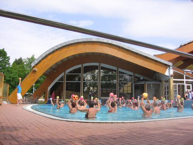 Maďarsko - termální lázně Bükfürdo a Sárvár