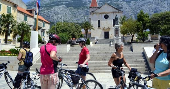 Chorvatsko na kolech