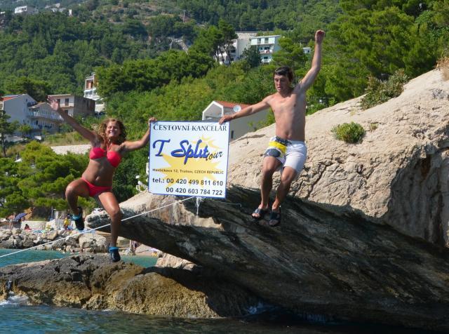 Aktivní dovolená nejen pro dospělé