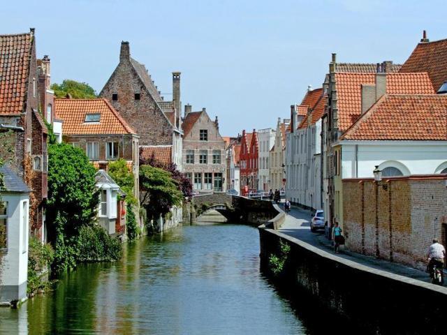 Romantická města Belgie
