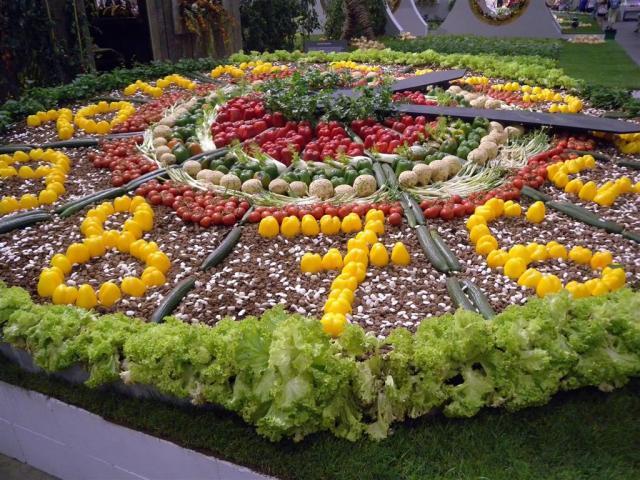 Mezinárodní výstava květin a zahradnický veletrh Tulln s ohňostrojem