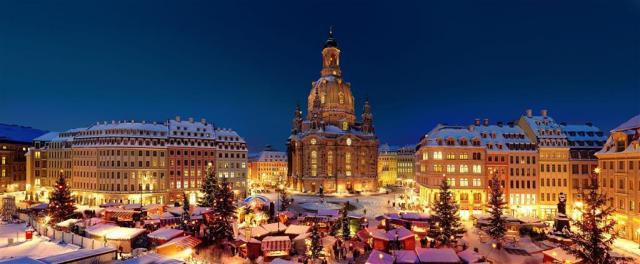 Drážďany – zájezd na vánoční trhy