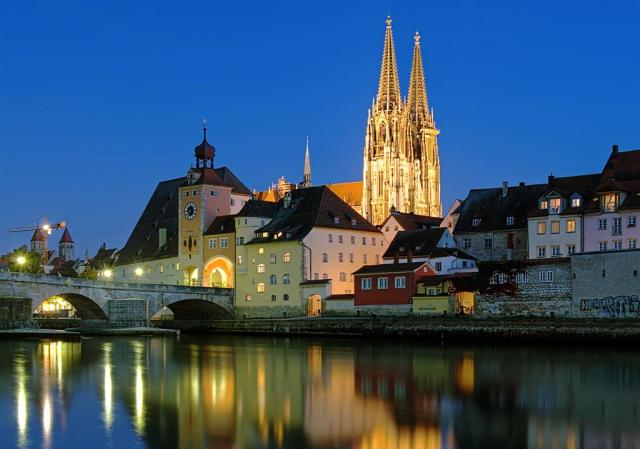 Adventní zájezd do Regensburgu
