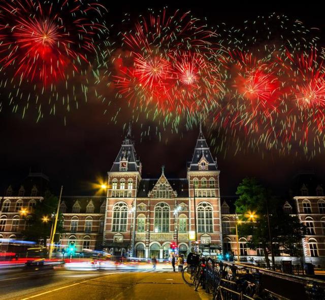 Naplánujte si novoroční předsevzetí na silvestrovském zájezdu do Amsterodamu