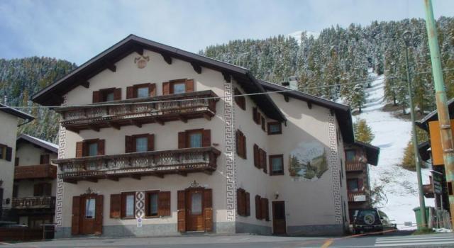 Apartmány La Fonte