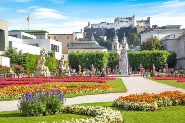 Poznávací Salzburg