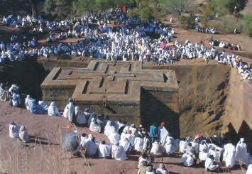 tajemství Etiopie