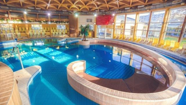 lázně Bük - hotel Piroska