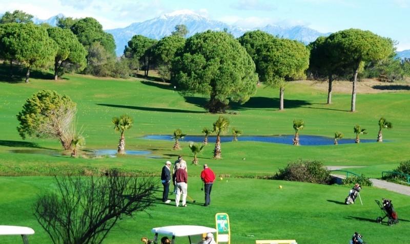 Crystal Tat Beach Golf Resort - golfový balíček