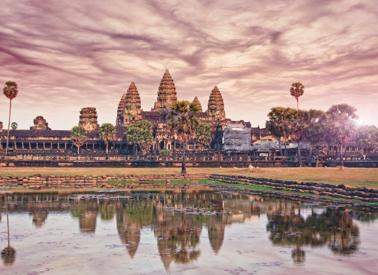 Vietnam, Kambodža (Komfort)