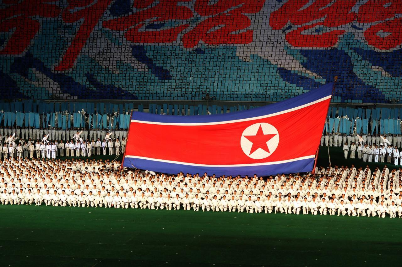Severní Korea (Komfort)