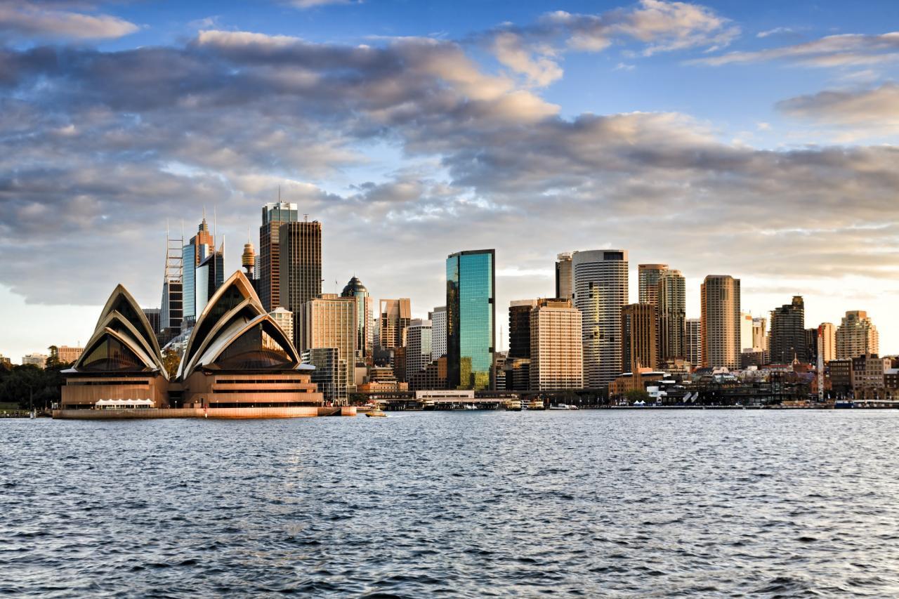 Nový Zéland - Austrálie (Komfort)