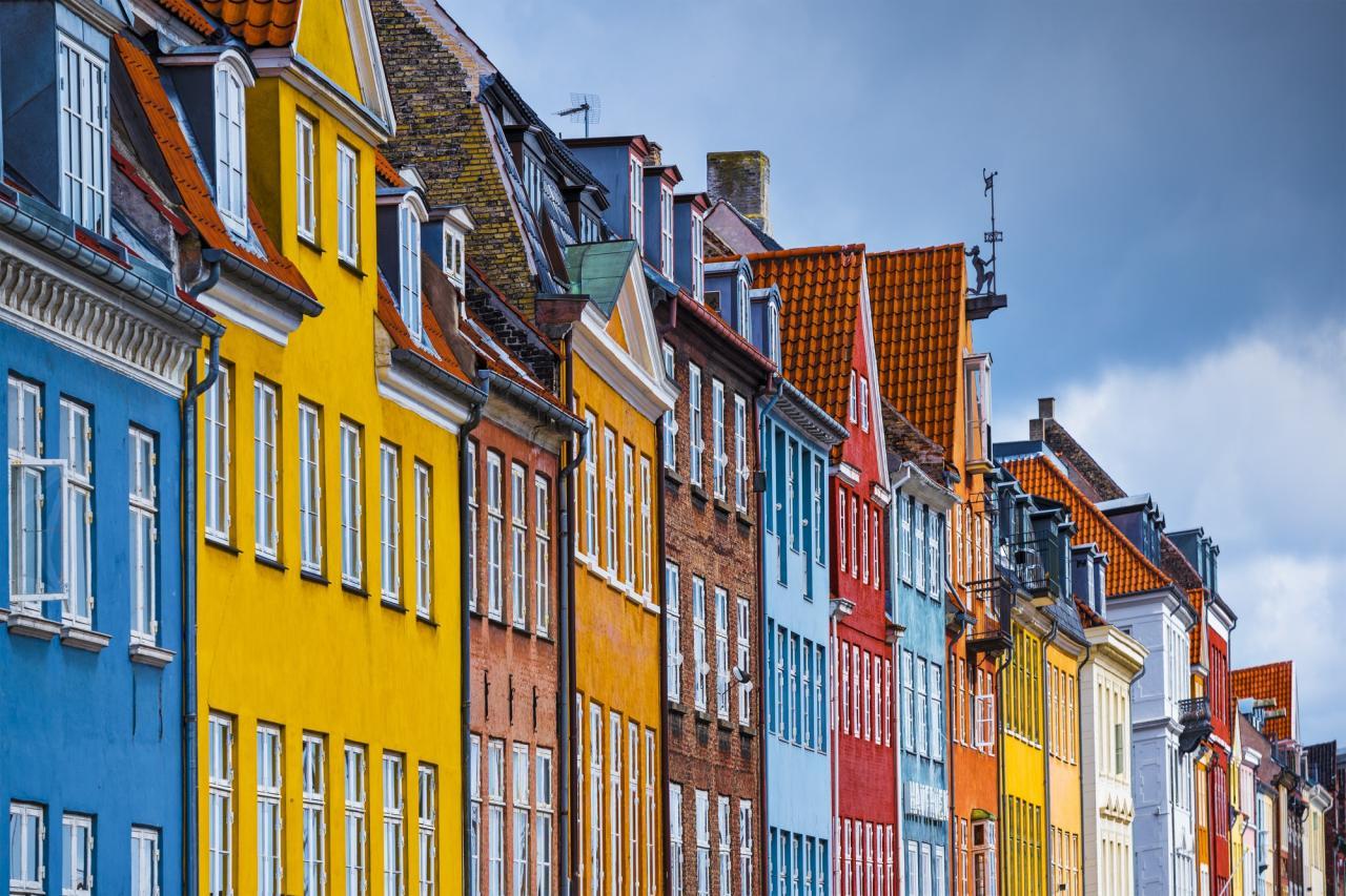 Metropole Skandinávie (Dánsko, Švédsko, Finsko, Estonsko, Lotyšsko) (Eurokomfort)
