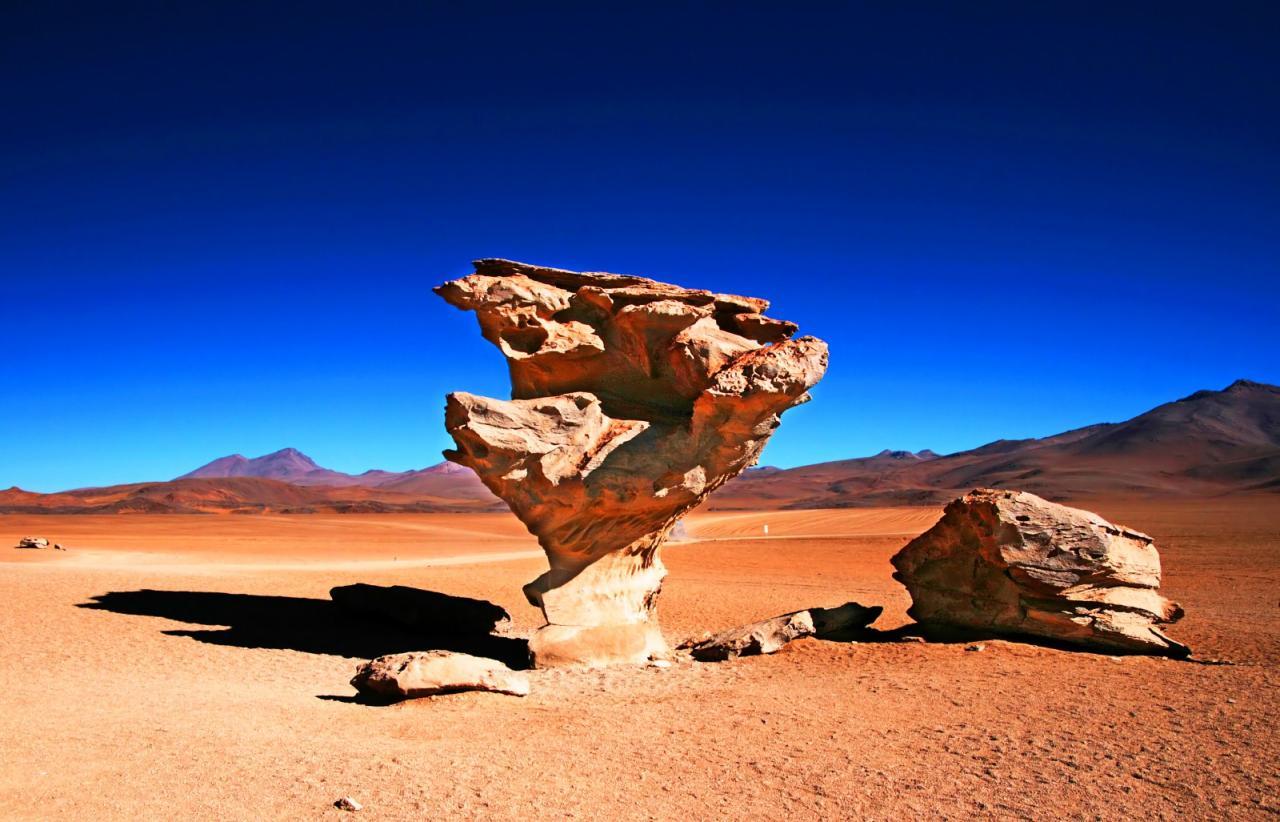 Chile, Peru, Bolívie (Expedition)