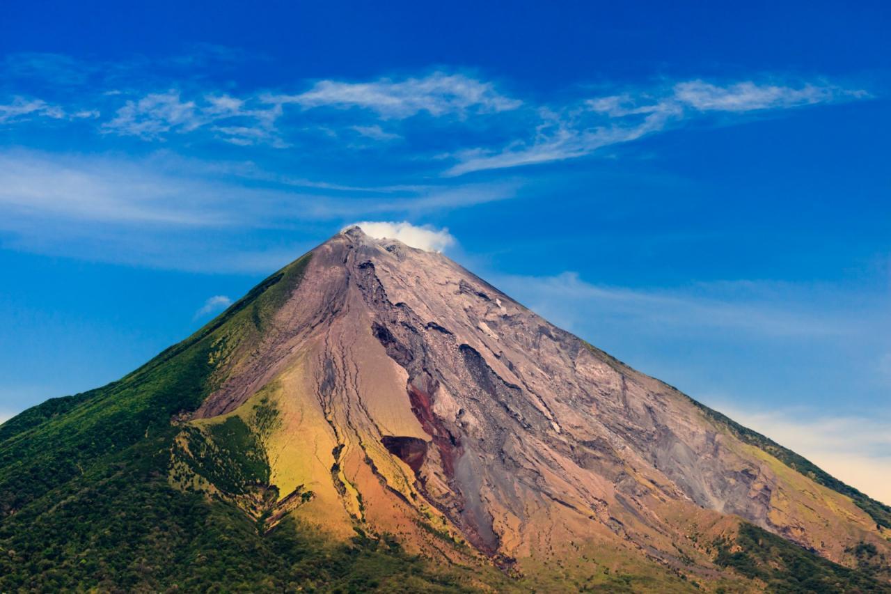 Guatemala, Nikaragua, Kostarika, Panama