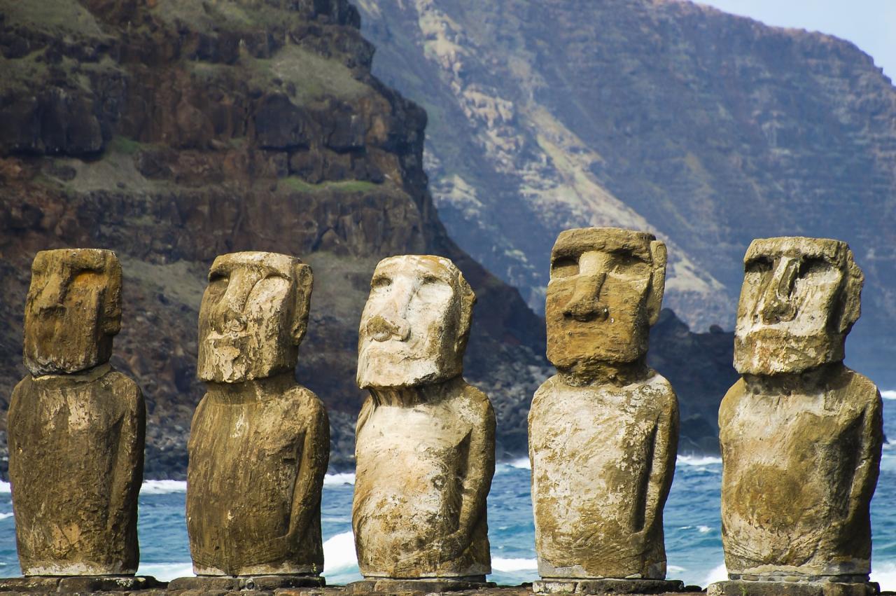 Velikonoční ostrov, Chile, Argentina, Brazílie, Uruguaj (Komfort)