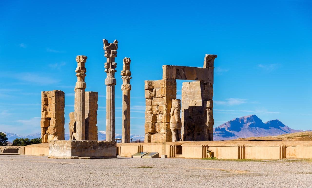 Irán - Perská říše (Komfort)