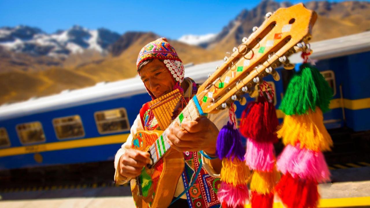 Peru, Bolívie (Komfort)