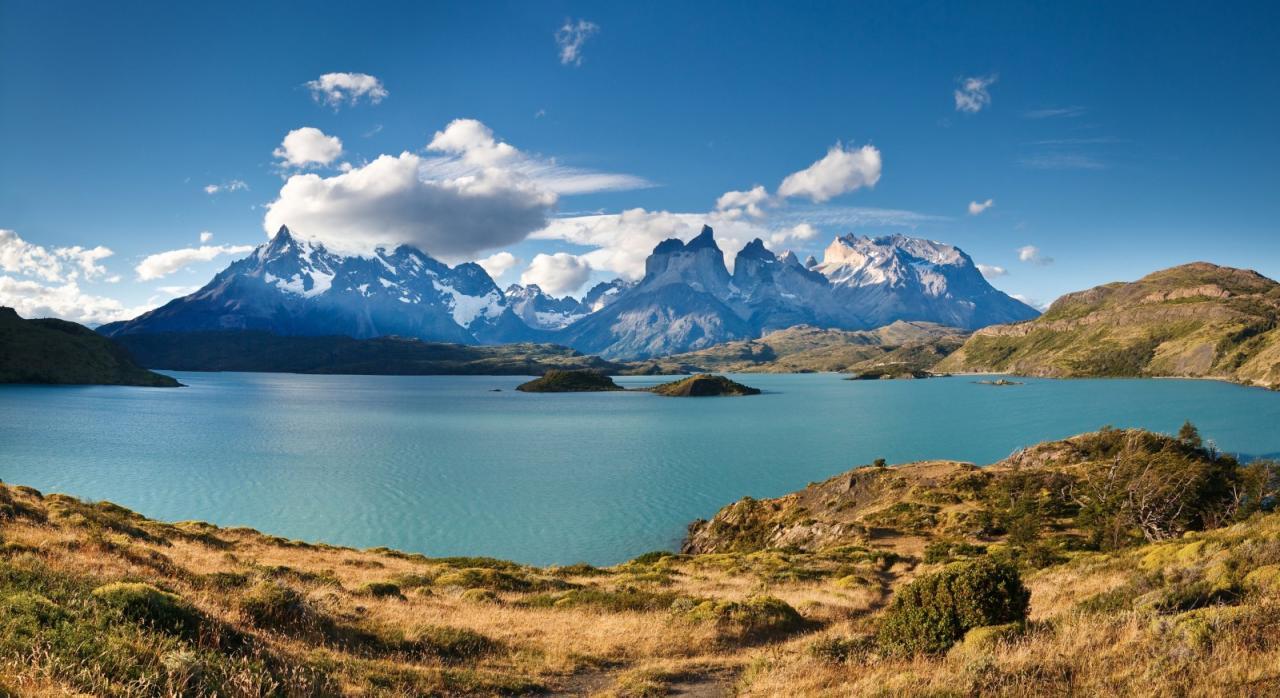 Patagonie, Argentina, Brazílie (Komfort)