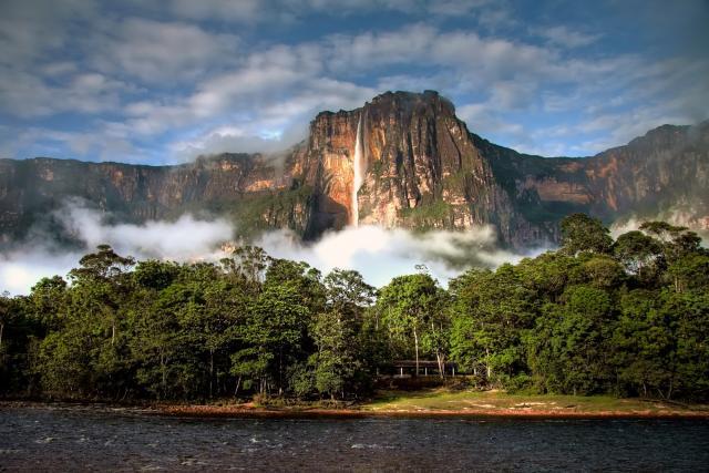 Venezuela - ztracený svět (Expedition)