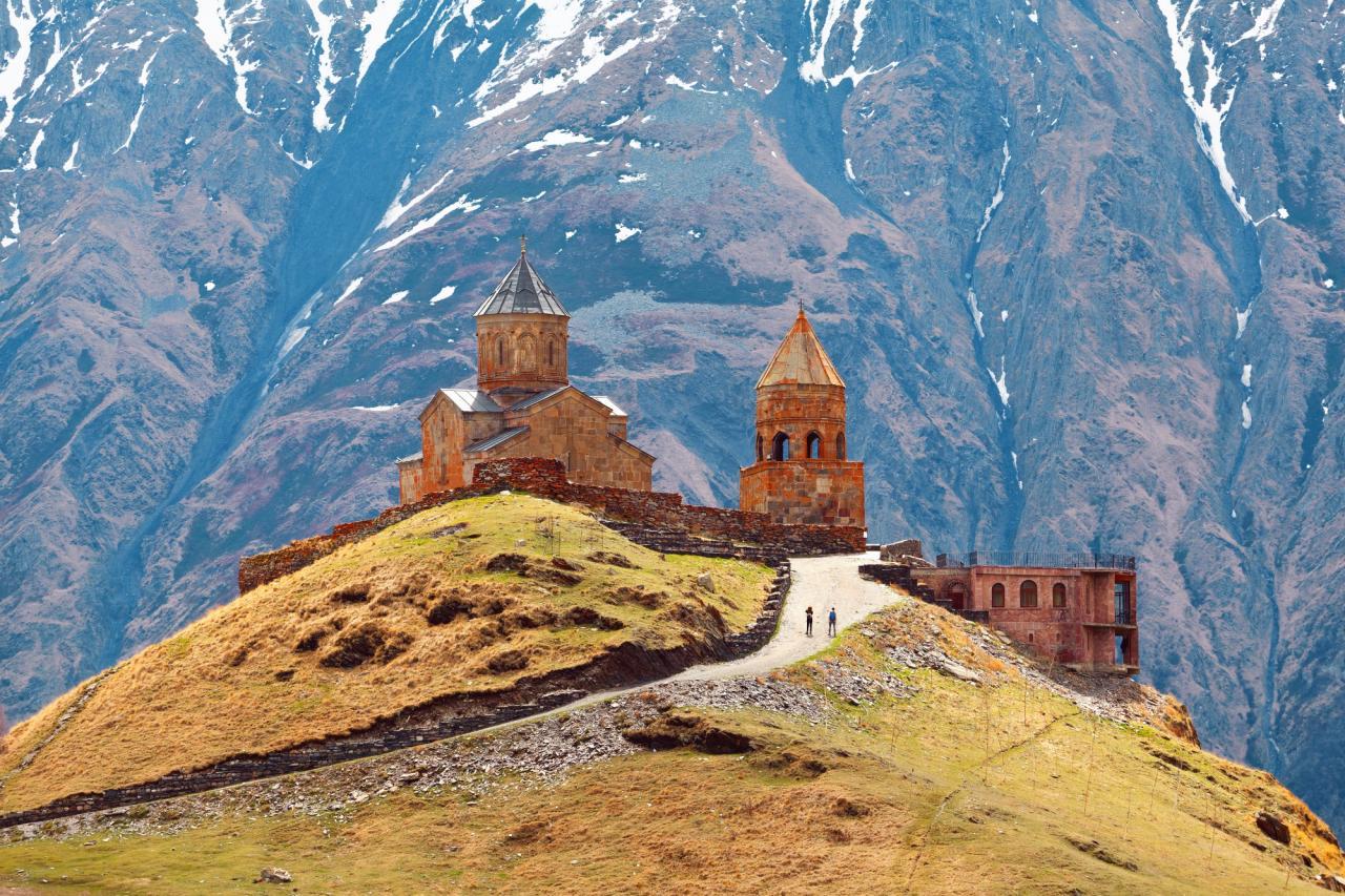 Arménie, Gruzie, Ázerbájdžán (Komfort)