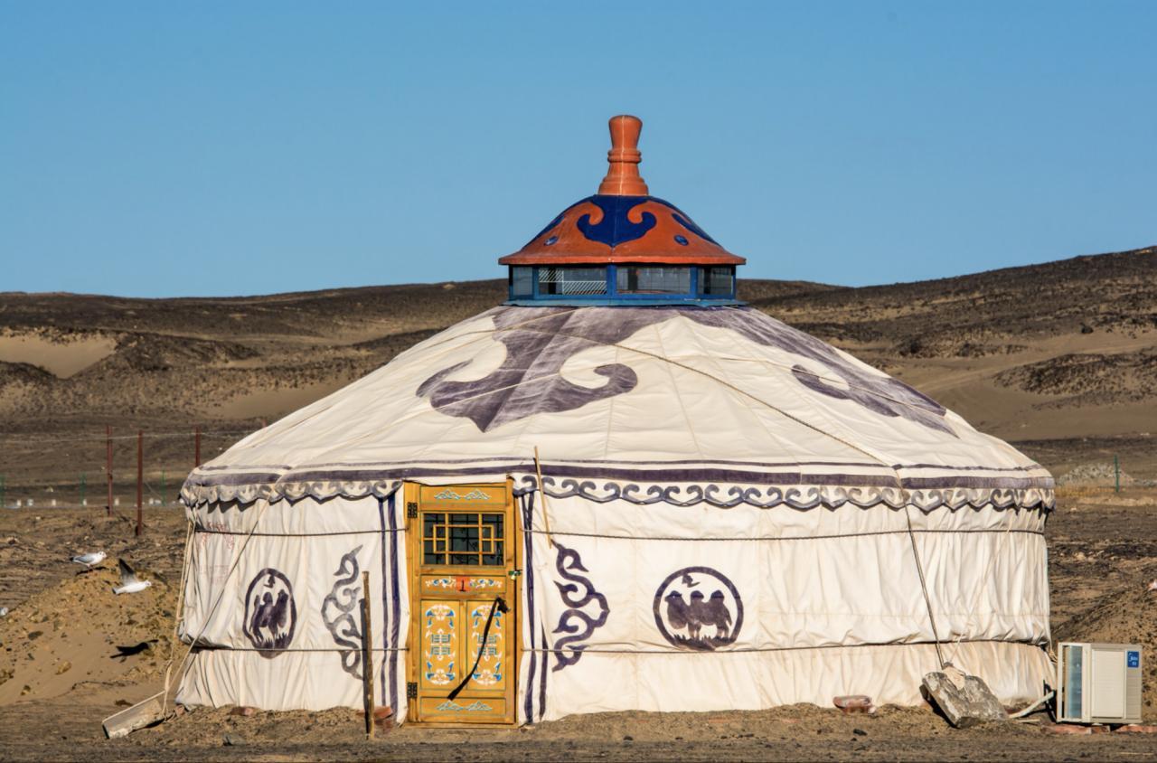 Irkutsk, Bajkal, Mongolsko (Komfort)
