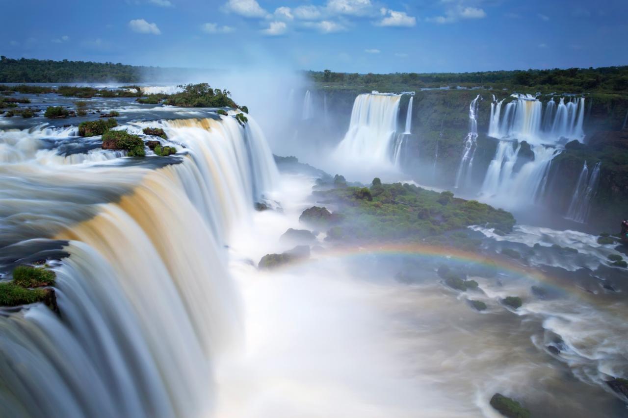 Argentina, Brazílie