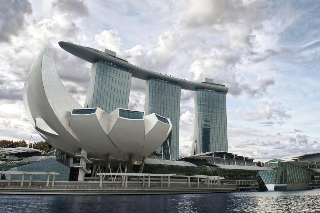 Malajsie, Singapur a fantastická Indonésie