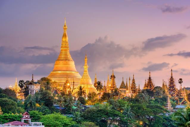 Barma, Mekong a Laos