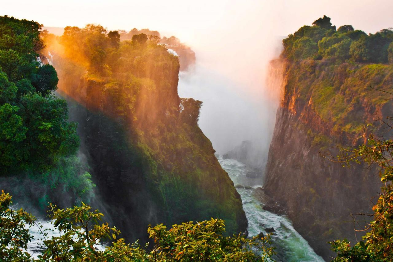 Zimbabwe Zambie, Malawi, Mosambik
