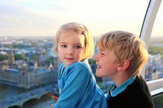 To nejlepší z Londýna pro rodiče a děti