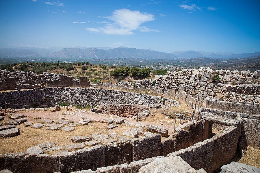 To nejlepší z Athén + Mykény + Nafplio + Epidaurus