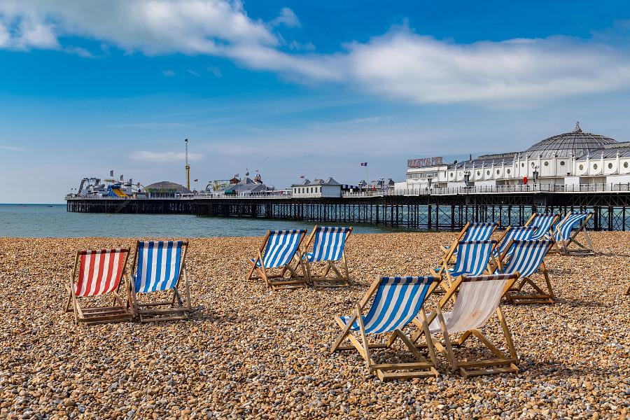 To nejlepší z Londýna + Brighton + Křídové útesy